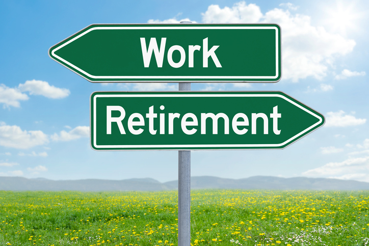 Rise of the Part-time pensioner