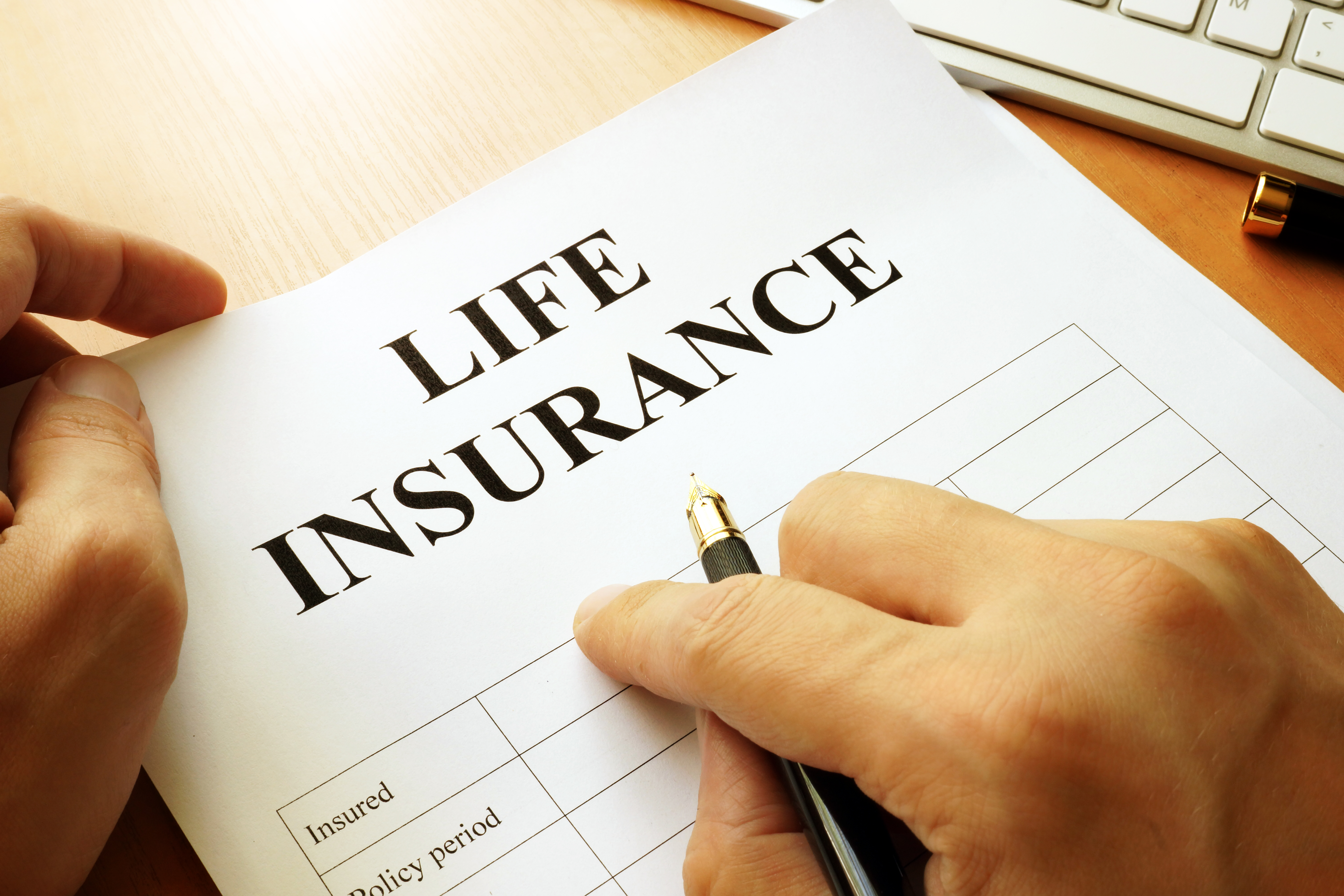 a926f17c7 Life Insurance - Is it time to review your plans  - Blowfish ...