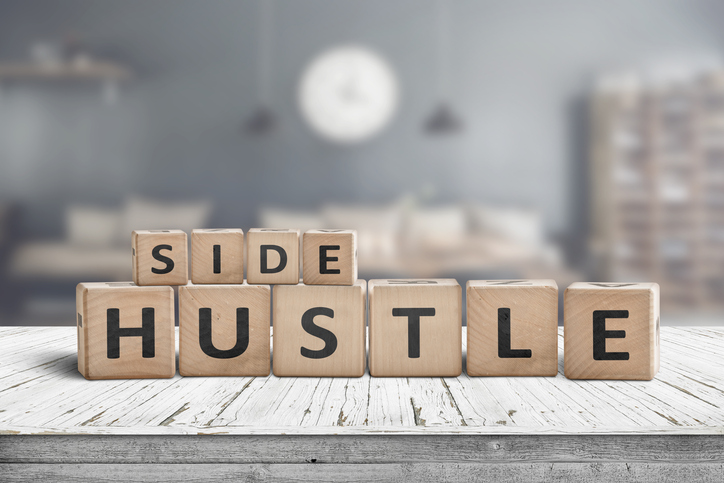 Side hustles – what they are and why they work