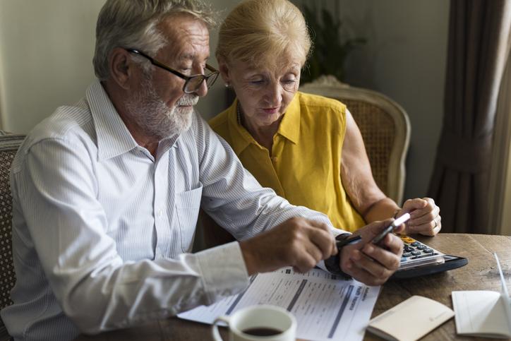 New Pensioners aren't Splashing the cash.