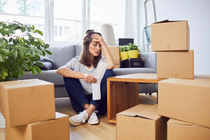 Too stressed to move home?