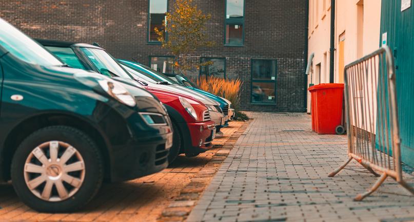 New Parking Scam